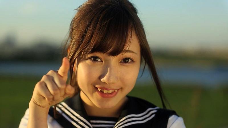 【京佳グラビア画像】八重歯が可愛いFカップ巨乳グラドルのセクシー画像