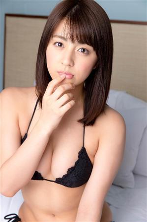 【柳ゆり菜グラビア画像】ベリーショートがキュートなEカップ巨乳グラドル画像 64