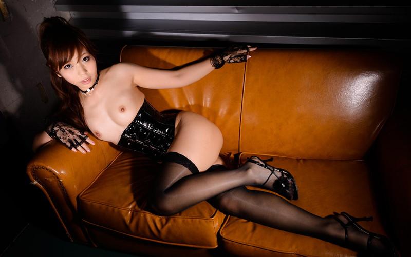 AV女優のセクシーボンデージ画像