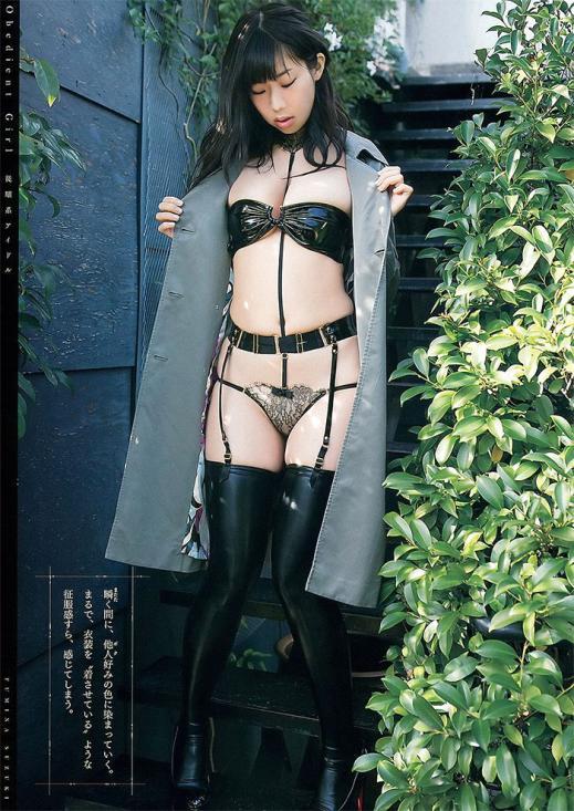 【グラドルボンデージ画像】グラドルやAV女優の激エロなセクシーボンデージ画像 16
