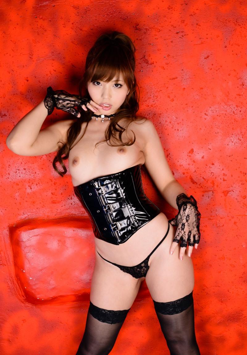 【グラドルボンデージ画像】グラドルやAV女優の激エロなセクシーボンデージ画像 24