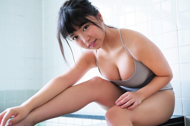 【大原優乃グラビア画像】アイドルから転身したFカップ激エロビキニ画像