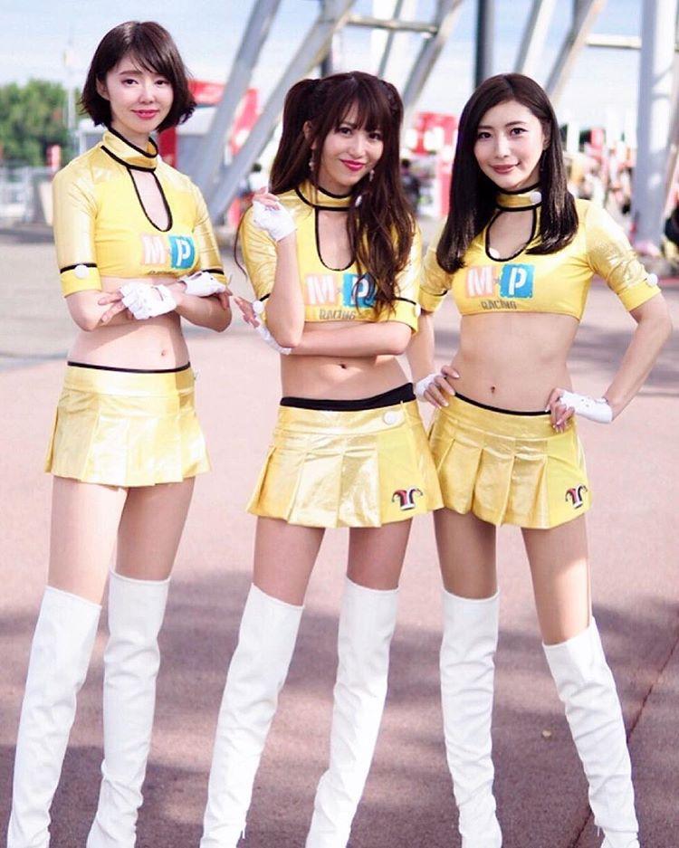 【高坂ゆかりグラビア画像】元レースクイーンのGカップ巨乳グラドル美女画像 30