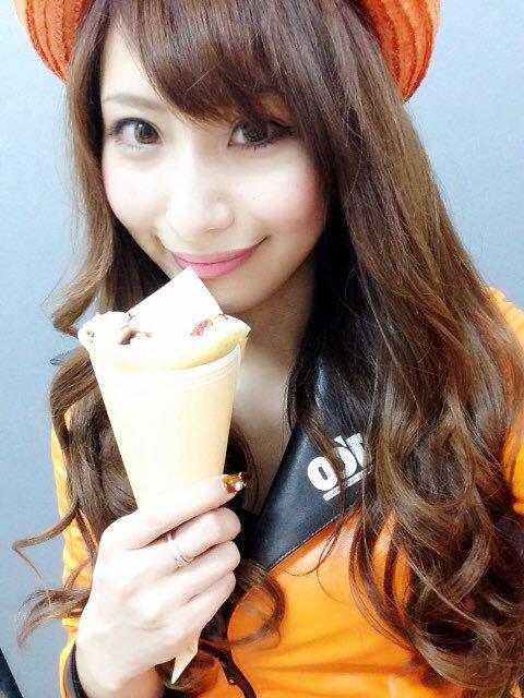 【高坂ゆかりグラビア画像】元レースクイーンのGカップ巨乳グラドル美女画像 45