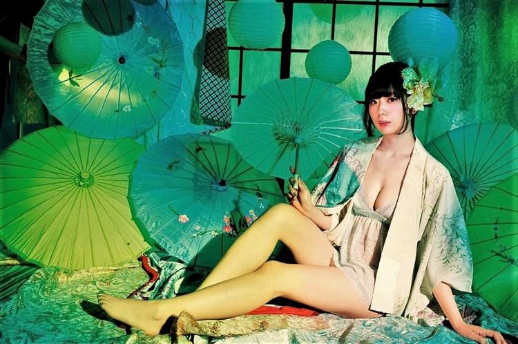 【夢眠ねむアイドル画像】アキバ系アイドルグループ夢眠ねむさんのテレビ画像など 20