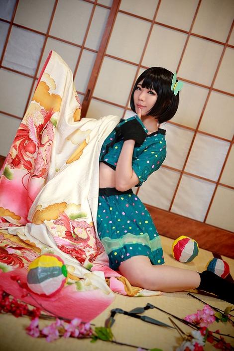 【夢眠ねむアイドル画像】アキバ系アイドルグループ夢眠ねむさんのテレビ画像など 35