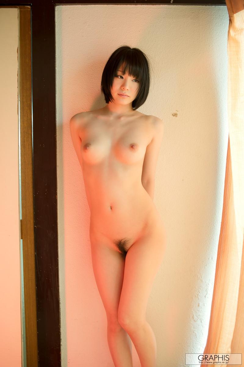 【ボブヘア美女エロ画像】ボブヘアが似合って可愛い美女のエロ画像 53