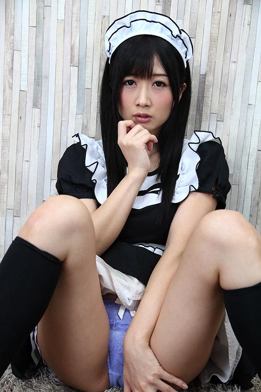 【メイドコスプレ画像】グラドルやAV女優の可愛いセクシーメイドコスプレ画像 65