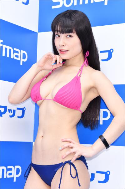 【春野恵グラビア画像】セクシー過ぎる魅力に溢れたGカップ巨乳美女画像 13