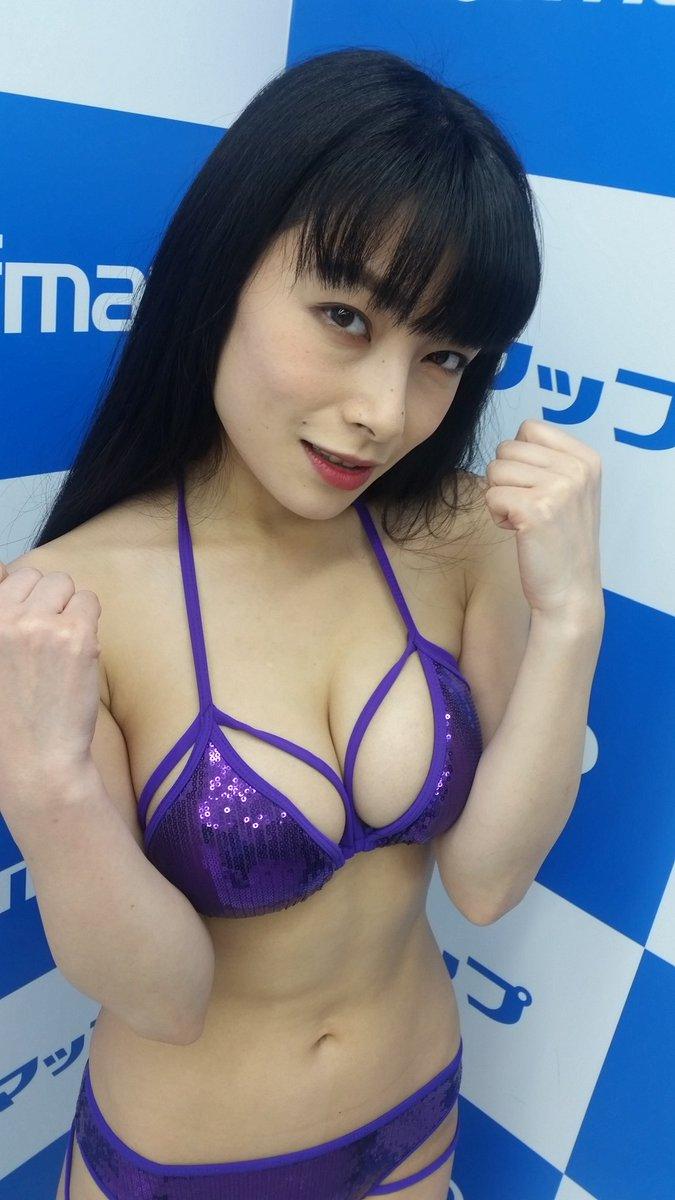 【春野恵グラビア画像】セクシー過ぎる魅力に溢れたGカップ巨乳美女画像 36