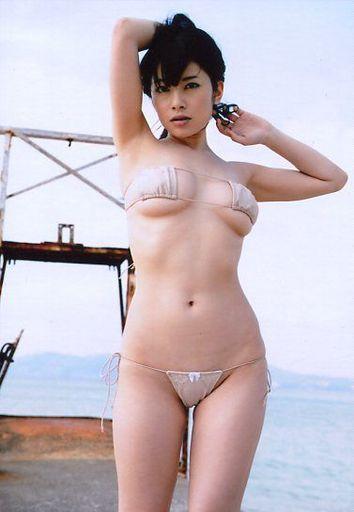 【春野恵グラビア画像】セクシー過ぎる魅力に溢れたGカップ巨乳美女画像 43