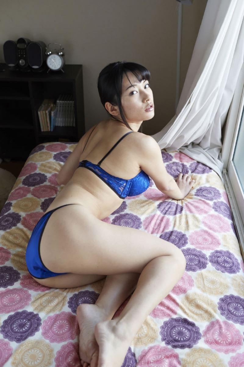【春野恵グラビア画像】セクシー過ぎる魅力に溢れたGカップ巨乳美女画像 49