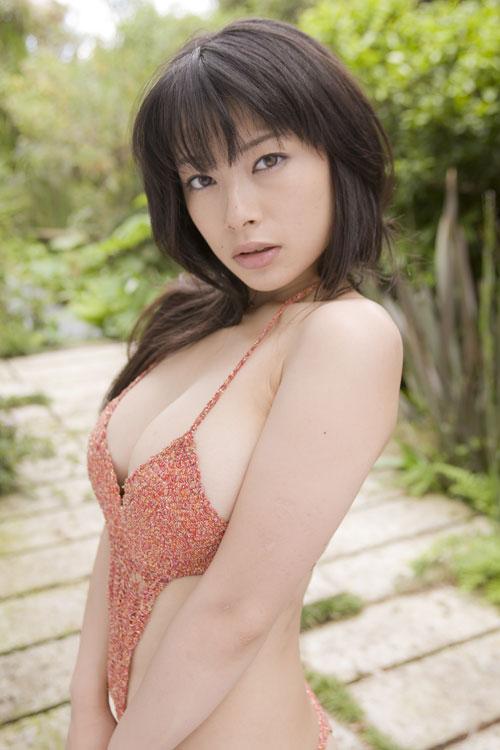 【春野恵グラビア画像】セクシー過ぎる魅力に溢れたGカップ巨乳美女画像 64