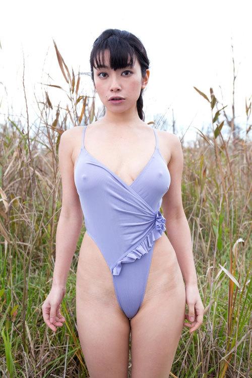 【春野恵グラビア画像】セクシー過ぎる魅力に溢れたGカップ巨乳美女画像 70