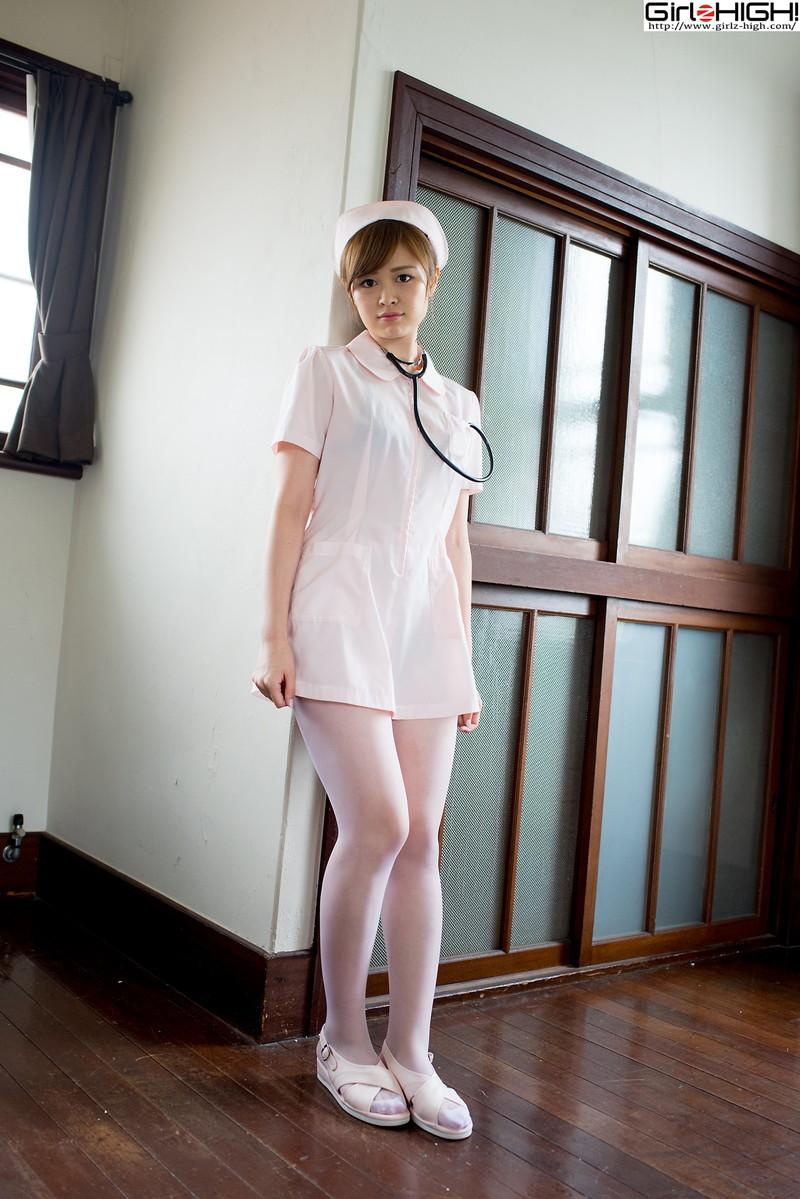 【グラドルナース画像】ナース服に着替えたグラドル達のセクシーエロ画像 67