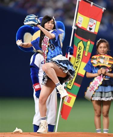 【AKB48パンチラ画像】可愛いミニスカ衣装でパンチラしそうなアイドル画像 47