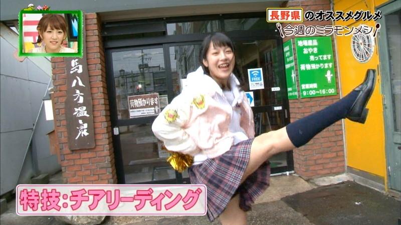 【AKB48パンチラ画像】可愛いミニスカ衣装でパンチラしそうなアイドル画像 58