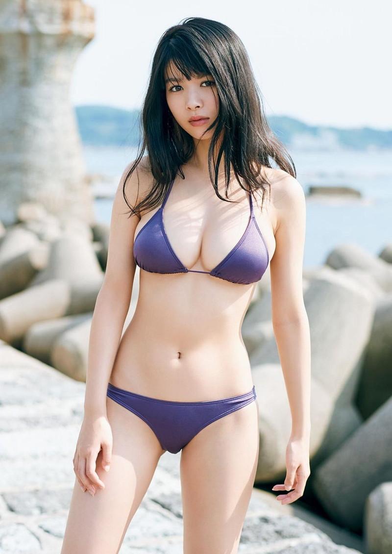 【モグラ女子ビキニ画像】スタイル抜群な美女たちの激エロビキニショット! 43