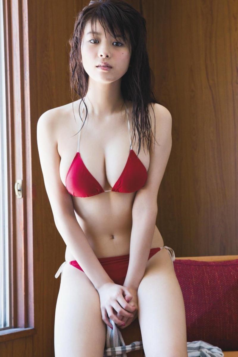 【モグラ女子ビキニ画像】スタイル抜群な美女たちの激エロビキニショット! 76