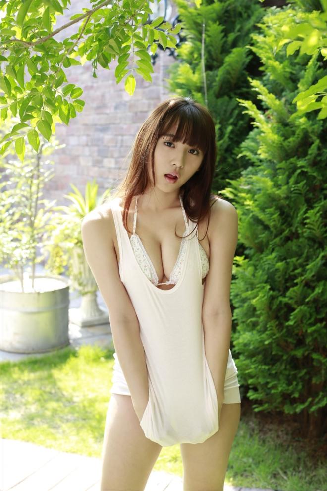 【浅川梨奈グラビア画像】童顔巨乳で大人気のグラビアアイドル水着画像 14