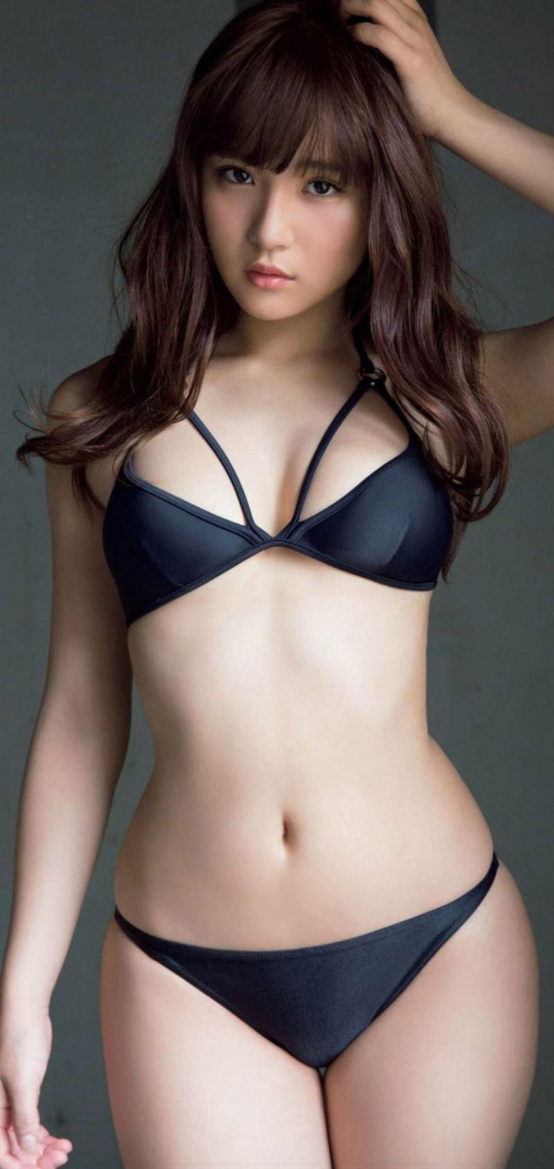 【浅川梨奈グラビア画像】童顔巨乳で大人気のグラビアアイドル水着画像 21