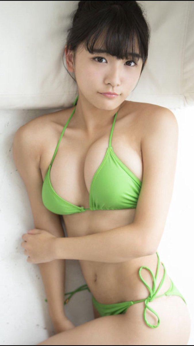 【浅川梨奈グラビア画像】童顔巨乳で大人気のグラビアアイドル水着画像 58