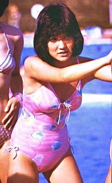 【アイドル水泳大会】昭和から平成までポロリもあった水泳大会画像 59