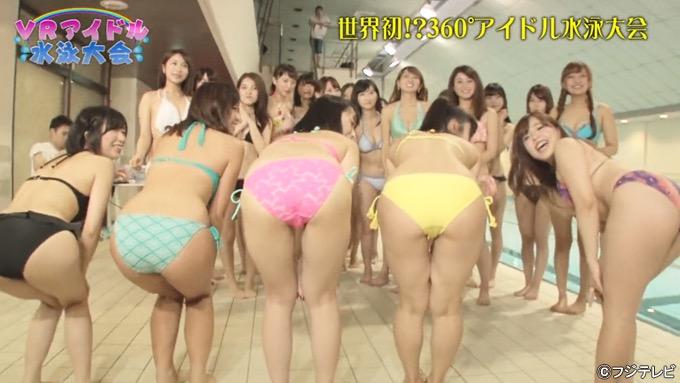 【アイドル水泳大会】昭和から平成までポロリもあった水泳大会画像 63
