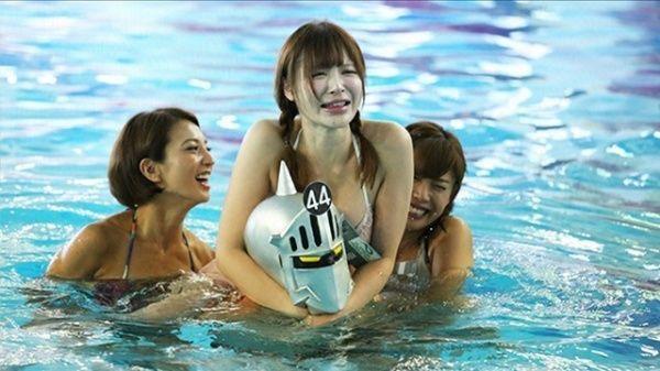 【アイドル水泳大会】昭和から平成までポロリもあった水泳大会画像 72