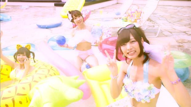 【アイドル水泳大会】昭和から平成までポロリもあった水泳大会画像 73