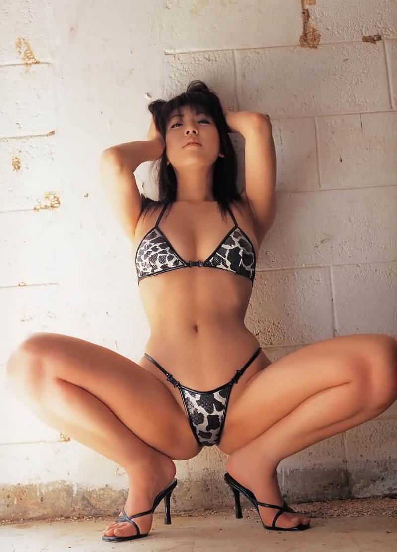 【グラドルエロ画像】見た瞬間チンコにヒットする激シコグラドル美女! 54