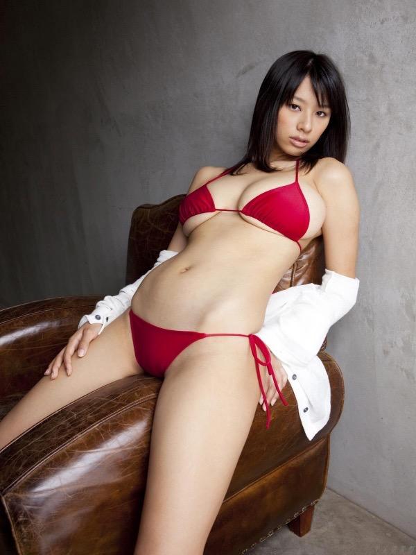【AV女優グラビア画像】キワドイ露出やフルヌードまで魅せるエログラビア美女 68