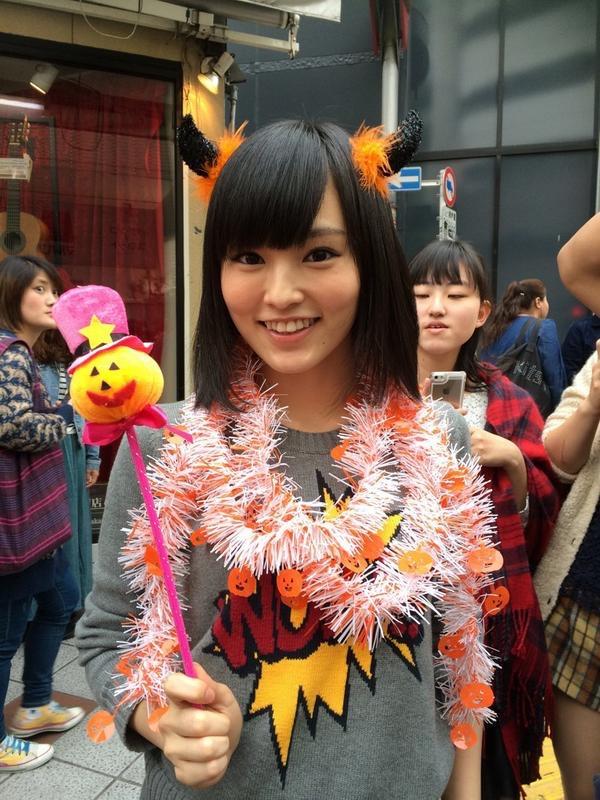 【ハロウィンコスプレ画像】渋谷に集まるギャル達の凝った様々な衣装がエロい! 09