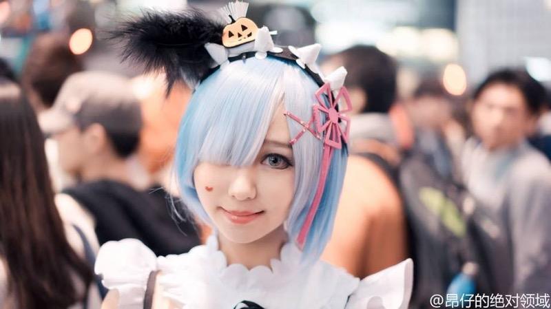 【ハロウィンコスプレ画像】渋谷に集まるギャル達の凝った様々な衣装がエロい! 21