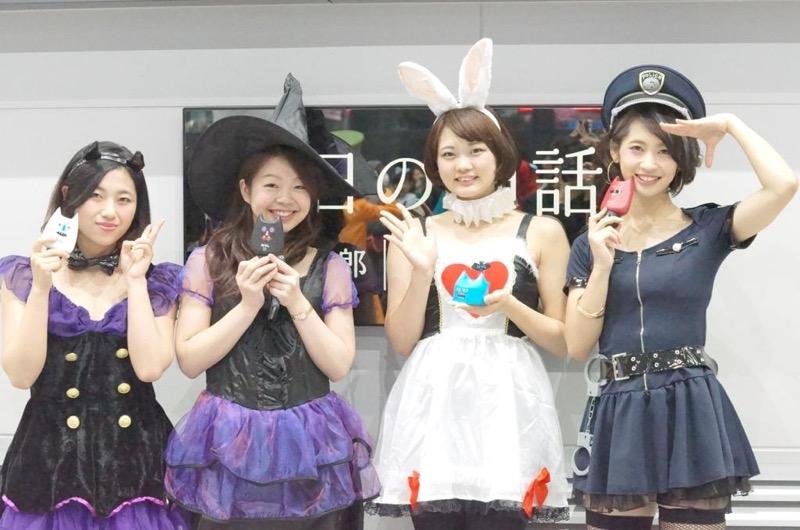 【ハロウィンコスプレ画像】渋谷に集まるギャル達の凝った様々な衣装がエロい! 78