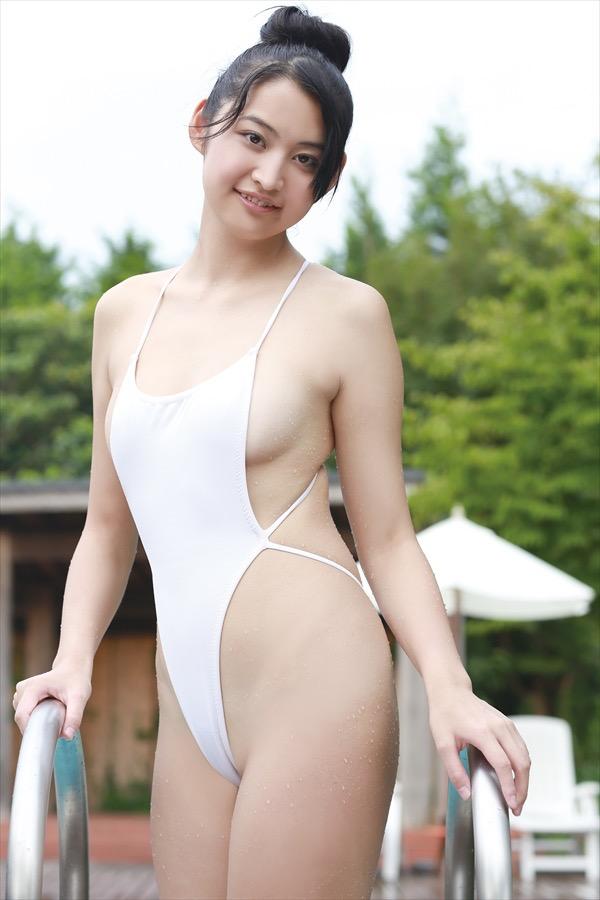 【長身グラドル画像】スタイル抜群なモデル体型の長身美女エロ画像 08