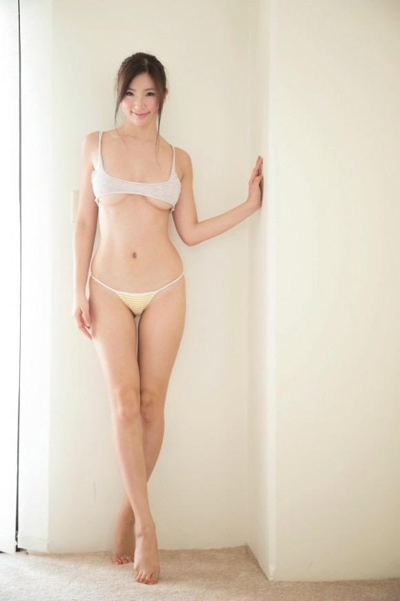 【長身グラドル画像】スタイル抜群なモデル体型の長身美女エロ画像 30