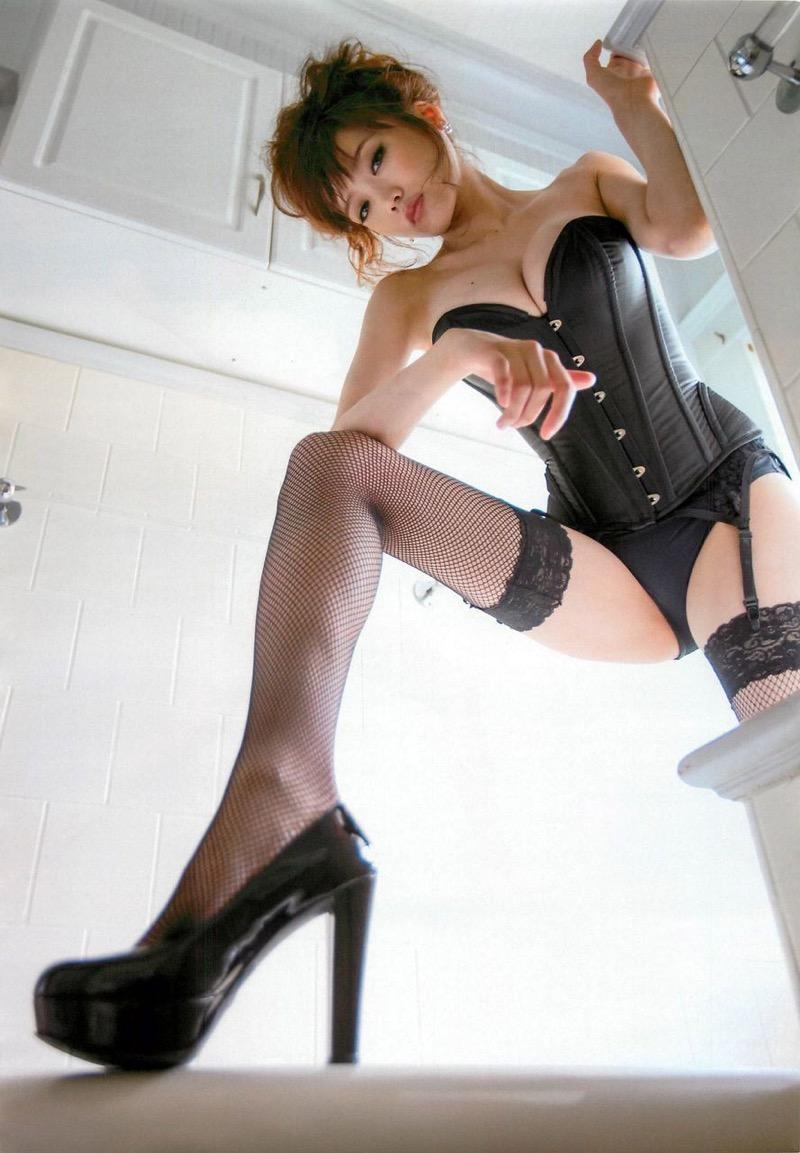 【長身グラドル画像】スタイル抜群なモデル体型の長身美女エロ画像 48