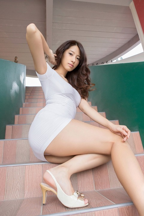 【長身グラドル画像】スタイル抜群なモデル体型の長身美女エロ画像 62