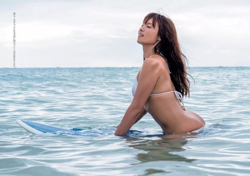 【深田恭子セクシー画像】三十路を越えて色気ある身体がソソる美人女優! 56