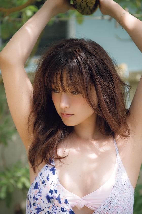 【深田恭子セクシー画像】三十路を越えて色気ある身体がソソる美人女優! 74