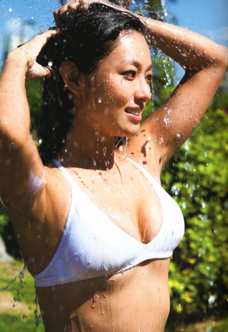 【深田恭子セクシー画像】三十路を越えて色気ある身体がソソる美人女優! 77