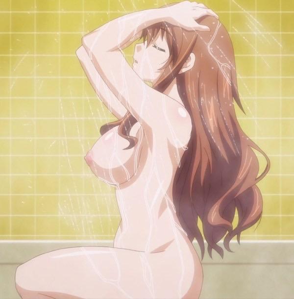 【アニメキャプ画像】アニメ美少女たちのエロくて美味しそうな乳首w 31