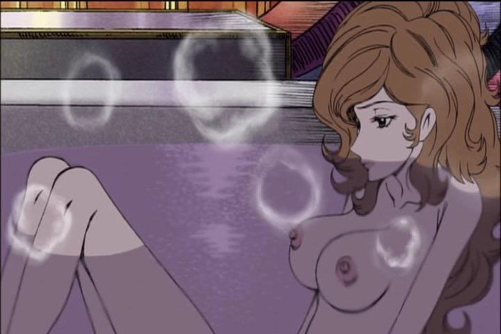 【アニメキャプ画像】アニメ美少女たちのエロくて美味しそうな乳首w 64