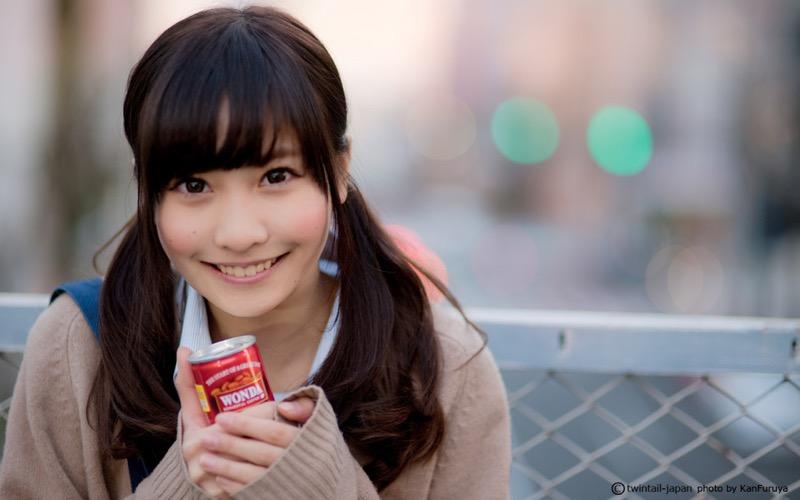 【ツインテール美少女画像】様々な形のツインテールが似合う美少女タレントたち 06