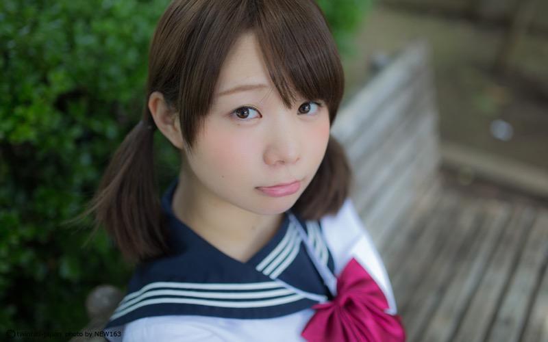【ツインテール美少女画像】様々な形のツインテールが似合う美少女タレントたち 10