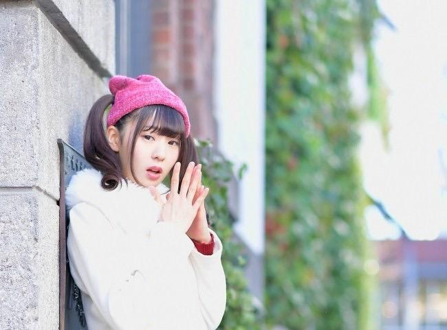 【ツインテール美少女画像】様々な形のツインテールが似合う美少女タレントたち 57