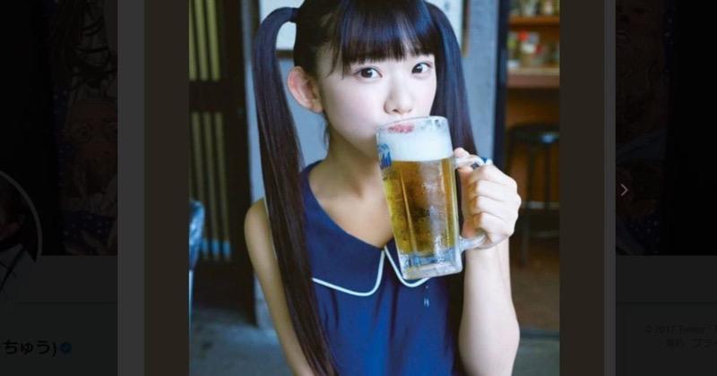 【ツインテール美少女画像】様々な形のツインテールが似合う美少女タレントたち 64
