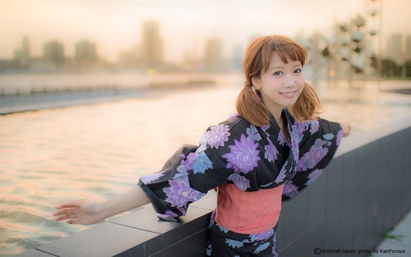 【ツインテール美少女画像】様々な形のツインテールが似合う美少女タレントたち 78