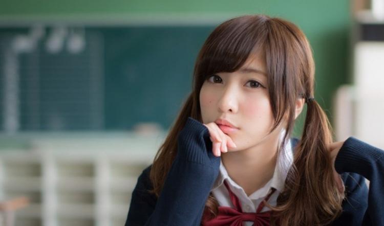 【ツインテール美少女画像】様々な形のツインテールが似合う美少女タレントたち 79
